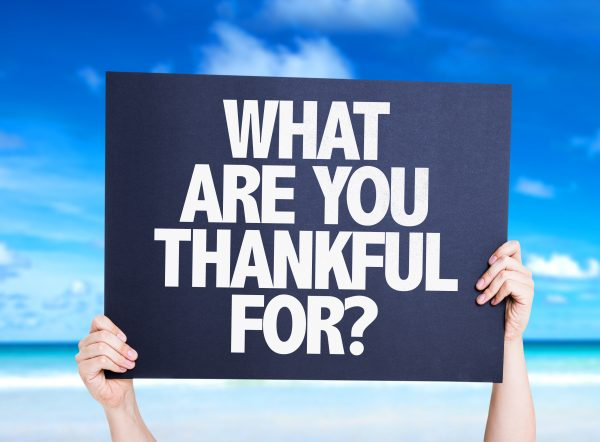 Focusing on Thankfulness Changed My Life!