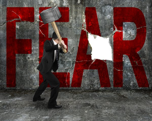 Stop Living a Fear Based Life!